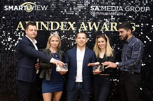 Smart View стало победителем в двух номинациях на AdIndex Media Awards 2019